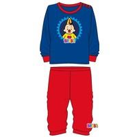 Pyjama Bumba blauw/rood