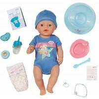 Pop jongen interactief Baby Born