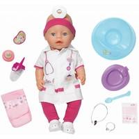 Pop interactief dokter Baby Born