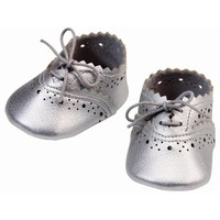 Schoenen Baby Annabell zilver
