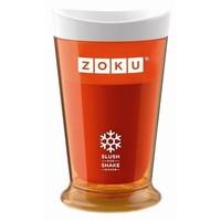 ZOKU Slush / Shake Maker Oranje