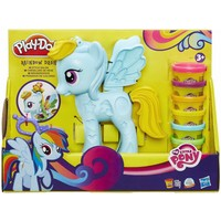 Ultieme Rainbow Dash Play-Doh: 168 gram