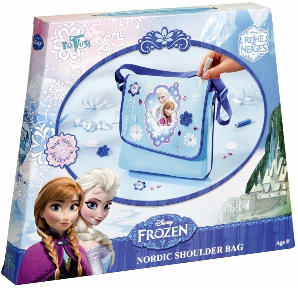 Schoudertas Frozen Intertoys : Totum disney frozen schoudertas aanbieding kopen