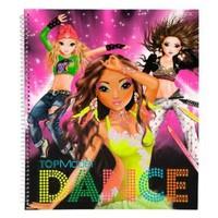 Special kleurboek Dance Top Model
