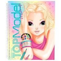 Make up kleurboek Top Model