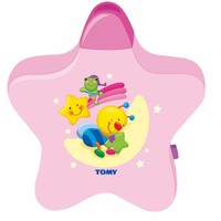 Dromen Sterren Show: roze Tomy
