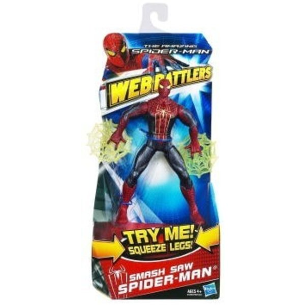 Spiderman Web battler figure Spider-man