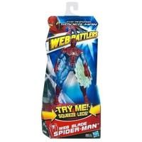 Web battler figure Spider-man