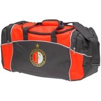 Sporttas feyenoord rood/zwart: 56x32x40 cm