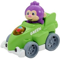 Slimme racer aapje Fisher-price