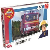 Puzzel Brandweerman Sam: Emergency 35 stukjes
