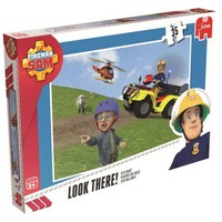 Puzzel Brandweerman Sam: Look 35 stukjes
