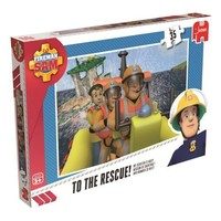 Puzzel Brandweerman Sam: Rescue 35 stukjes