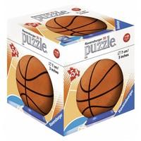 Puzzel Sport Balls 3d: basketbal 54 stukjes