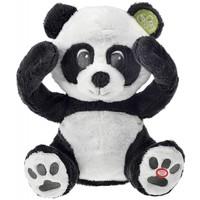 Pluche panda Pioupiou kiekeboe 22 cm