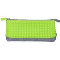 Etui Pixelbags grey/apple green: 60 stuks S