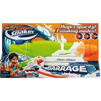 Super Soaker Barrage Nerf