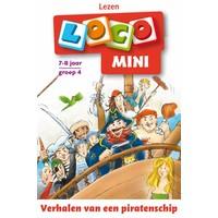 Verhalen van een piratenschip Loco Mini