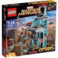 LEGO Superheroes 76038 Attack on Avengers Tower