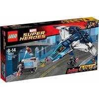 LEGO Superheroes 76032 Avengers Quinjet Chase