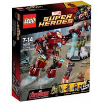 LEGO Superheroes 76031 Hulkbuster Rescue Mission