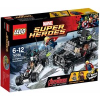 LEGO Superheroes 76030 Avengers Duel with Hydra