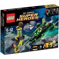 LEGO Superheroes 76025 Green Lantern vs Sinestro