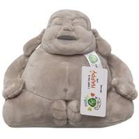 Pluche Huggy Buddha Junior Grijs