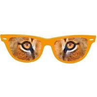 Bril holland oranje leeuwenogen