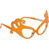 Bril holland oranje: Dame Etna