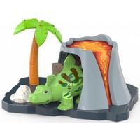 Digi Dino groen met speelset Silverlit
