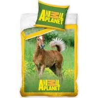 Dekbed Animal Planet paard