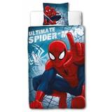 Dekbed Spider-Man web: 140x200/60x70 cm