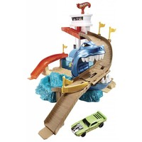 Color shifters Hotwheels: sharkport