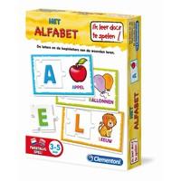 Ik leer door te spelen: alfabet Clementoni