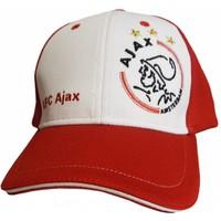 Cap ajax senior wit/rood AFC