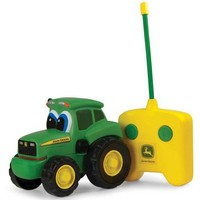 Johnny tractor met afstandsbediening Britains