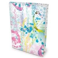 Boekenkaft rekbaar Dresz: A4 Butterfly