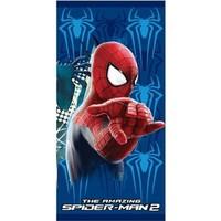 Badlaken Spider-Man spiders: 70x140 cm