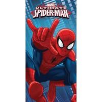 Badlaken Spider-Man jump: 70x140 cm