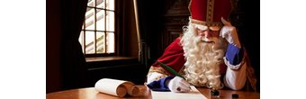 Geen cadeau zonder een Sinterklaasgedicht!