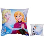 Kussen Frozen 2-zijdig 40x40 cm