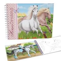 Drawing book horses dreams Top Model