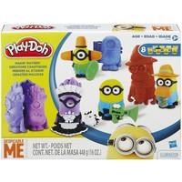 Speelset Minions Play-Doh: 448 gram