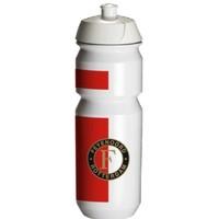 Bidon feyenoord wit/rood 750 ml