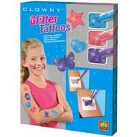 Glitter tatoeages SES