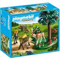 Voederplaats voor bosdieren Playmobil