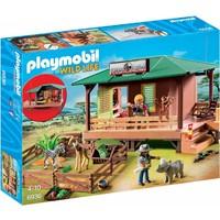 Rangerpost voor gewonde dieren Playmobil