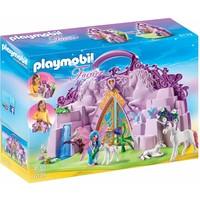 Eenhoornkoffer feeenland Playmobil