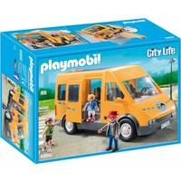 Schoolbusje Playmobil